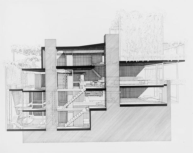 Cool Architecture Drawing 14 best yale art architecture building images on pinterest | paul