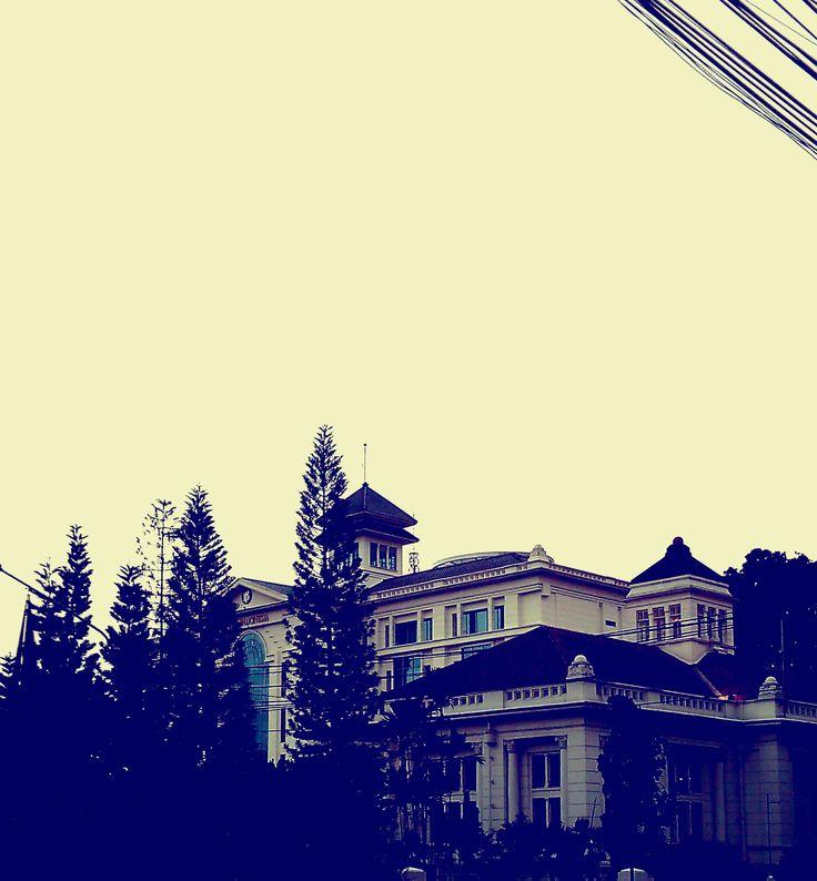 BI Building, Bandung, West Java
