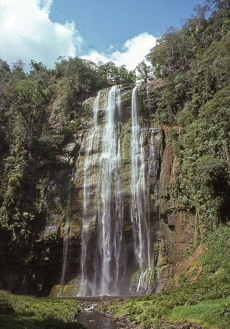 Extending over 72,000 ha in north-western Colombia, the park comprises two main regions #World Heritage