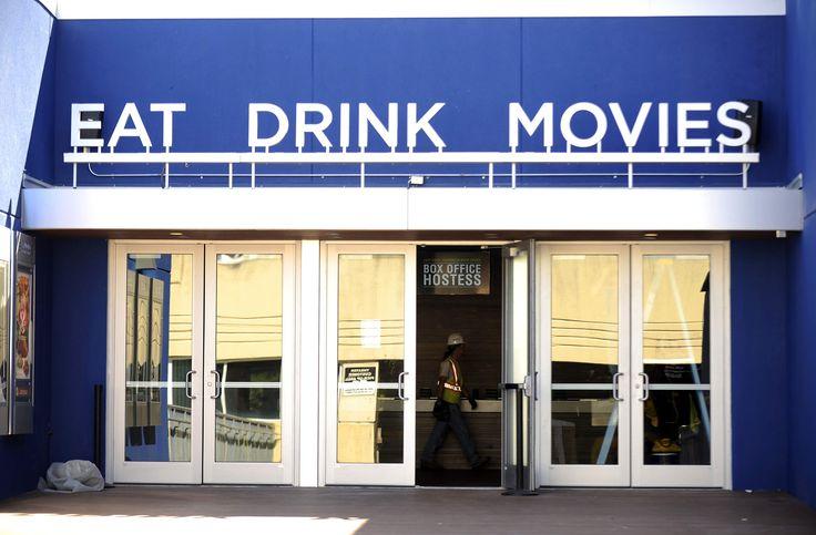 New studio movie grill opening thursday at university mall