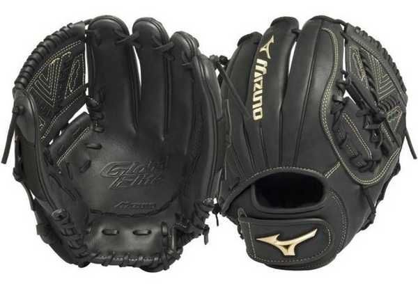 Mizuno RHT 12.5-Inch Global Elite Infield/Pitcher Softball Glove GGE10FP