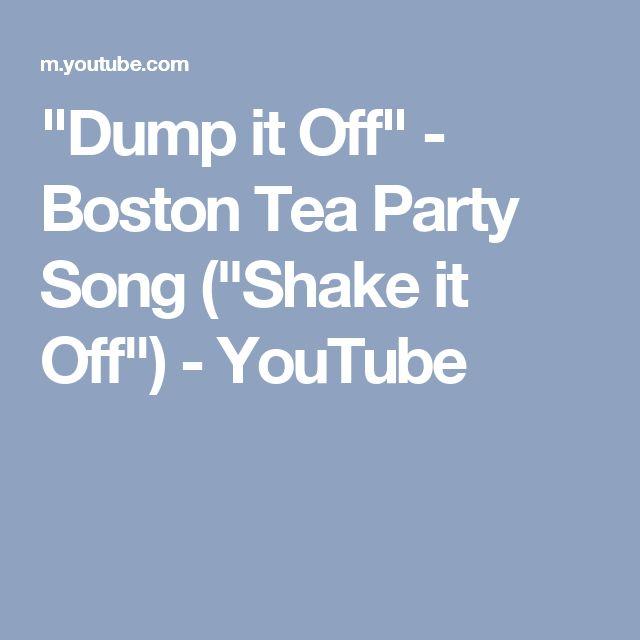 """Dump it Off"" - Boston Tea Party Song (""Shake it Off"") - YouTube"