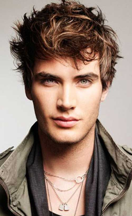 How To Style Messy Hair Best 25 Mens Messy Hairstyles Ideas On Pinterest  Mens Short .