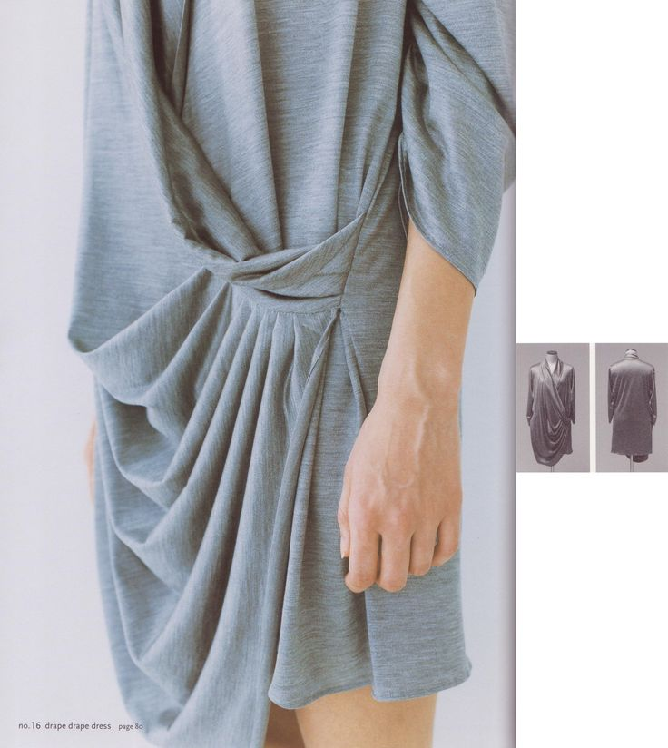 Drape Drape no.16 drape drape dress