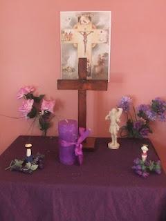 Lenten plans - cherished hearts at home