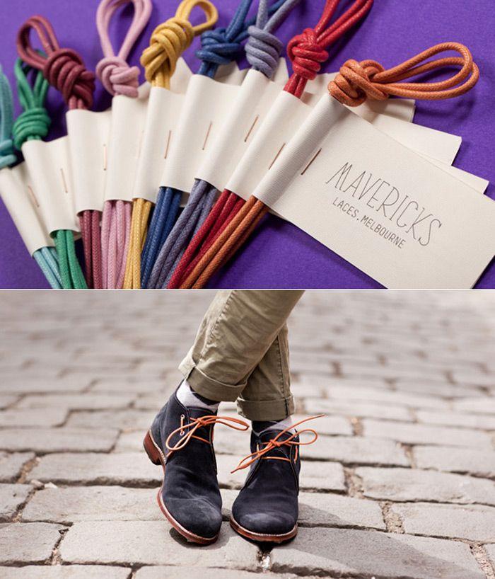 #design #packaging #shoelace #package