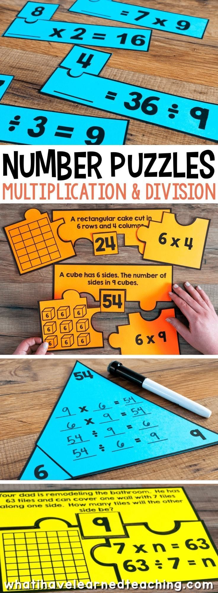 10331 best 4th grade common core images on pinterest teaching number puzzles for third grade engage students in using a variety of models strategies and kristyandbryce Choice Image