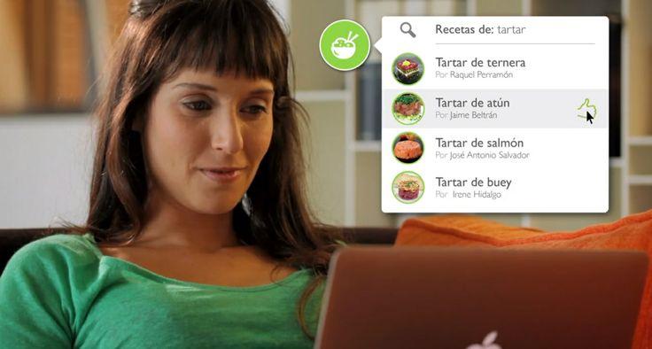Consulta entre miles de recetas y elabora tus platos paso a paso con Foodinterest.