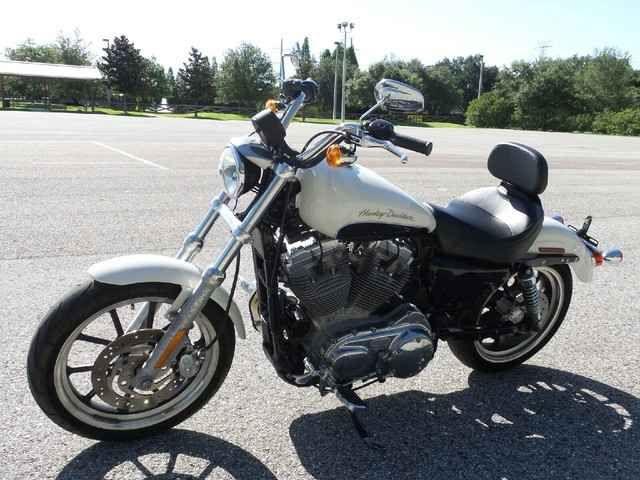 Used 2013 Harley-Davidson XL883L SPORTSTER SUPERLOW XL883L