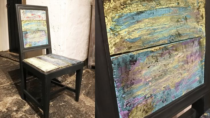 Recycle an old chair