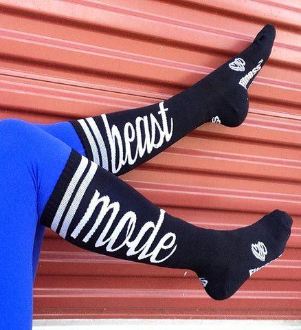 LFA Beast Mode Performance Socks - Love Fitness Apparel
