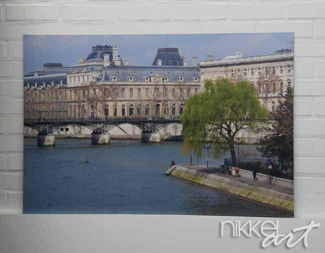 Foto op Canvas - realisatie van Nikkel-art.be Wilt u een mooie decoratie aan de muur om uw woonkamer wat sfeervoller te maken? Of zoekt u een mooi en persoonlijk cadeau voor een goede vriend? Denk dan eens aan een foto op canvas van http://www.nikkel-art.be/foto_op_canvas.html