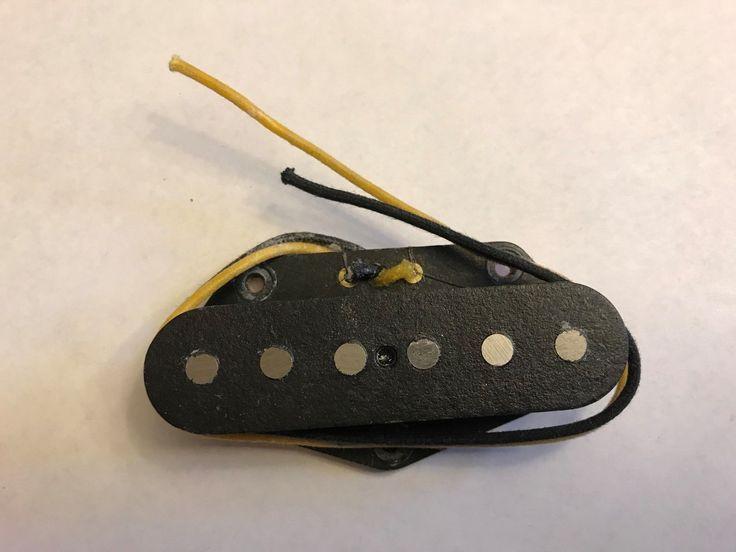 Fender American Vintage `52 Telecaster Bridge Pickup. Made in USA. Free shipping