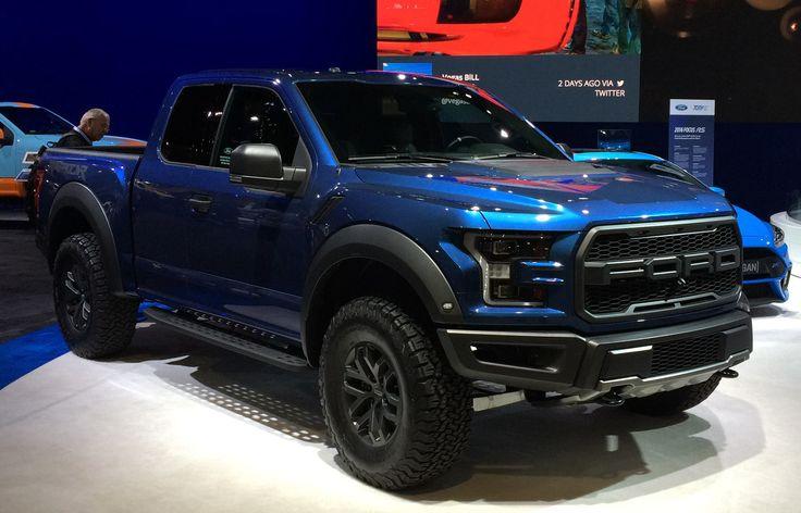 Ford Raptor 2015