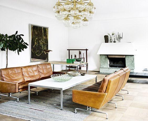 Modern Design,mid Century,interiors,mcm