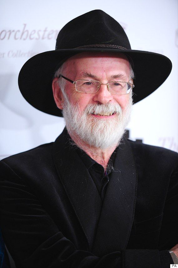 RIP: Terry Pratchett Dead: Bestselling Discworld Author Dies Aged 66 After Suffering  From Alzheimers Disease (Huffington Post) - I CANNOT believe this. ... RIP, Terry Pratchett. Thank you for all the dreams and stories you gave us.