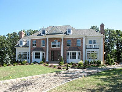 63 best beautiful homes images on pinterest beautiful Nice houses in new jersey