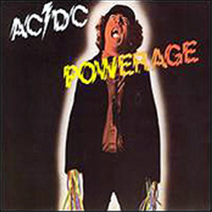 Best 120 acdc images on pinterest ac dc angus young and rock acdc powerage on vinyl lp malvernweather Image collections