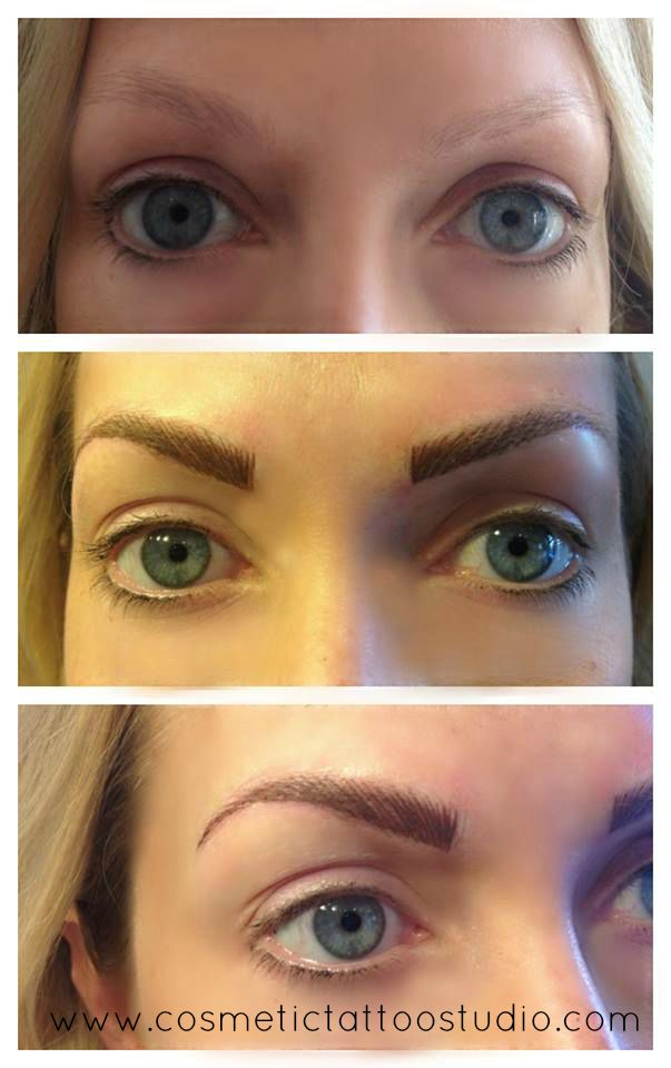 Feather Touch Permanent Makeup Eyebrows at AURA