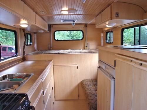 Sprinter with Alaskan Camper - Expedition Portal | Alaskan ...