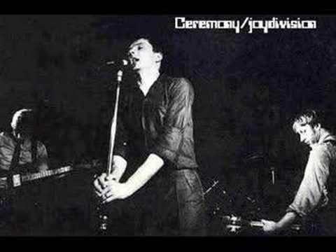 Joy Division:Ceremony