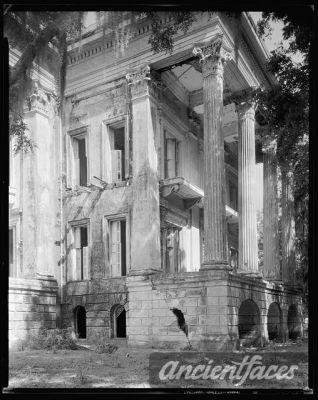 Belle Grove,1857 -- White Castle vic., Iberville Parish, Louisiana