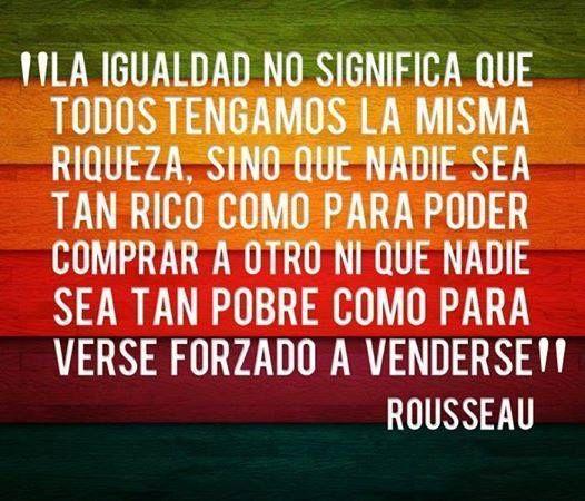 〽️ Rousseau...