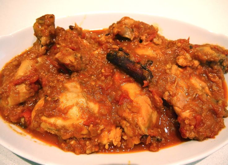 Rick Stein's Chicken Vindail Curry