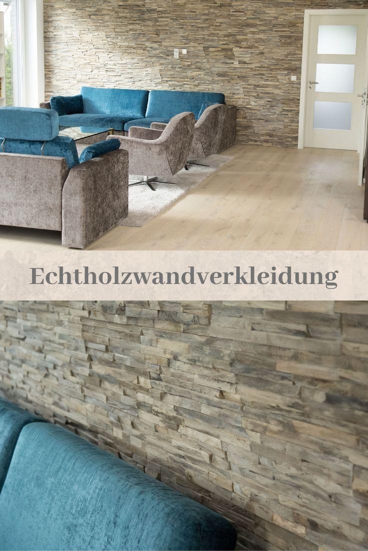 Handgemachte Wandverkleidung Aus Echtholz In Premium Qualitat Fur Einen Naturlichen Und Warmen Wohnraum Einfach Ko In 2020 Wandverkleidung Verkleidung Und Wande