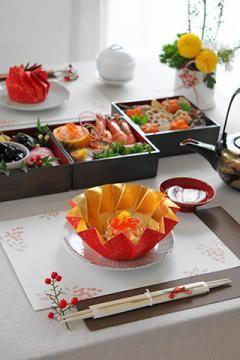 「お正月のテーブル」かめ代 | お菓子・パンのレシピや作り方【corecle*コレクル】