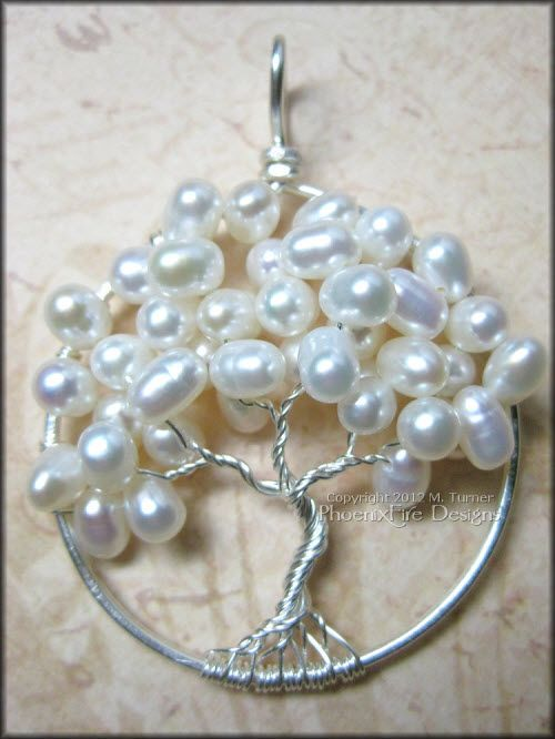 pearl tree of life