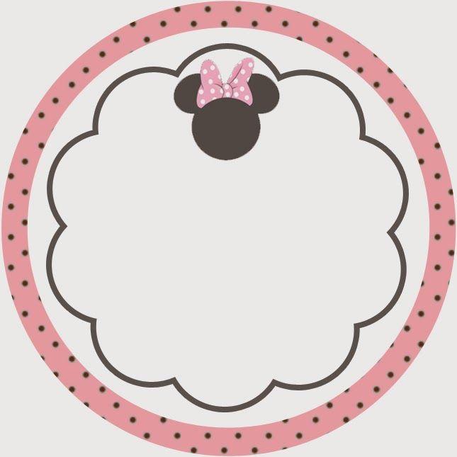 minnie-mouse-cupcake+topper-blank.jpg 645×645 pixeles