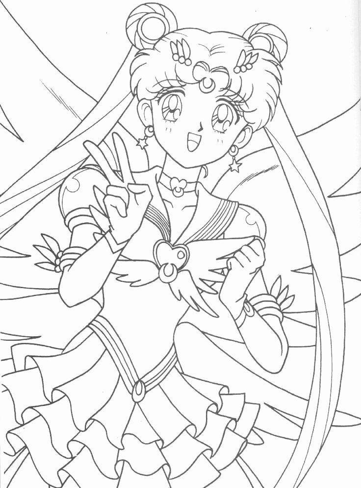 Sailor Moon Coloring Book Luxury Eternal Sailor Moon Coloring Page Sailormoon Sailor Moon Coloring Pages Moon Coloring Pages Coloring Books