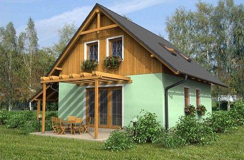 Typový rodinný dům Růženka