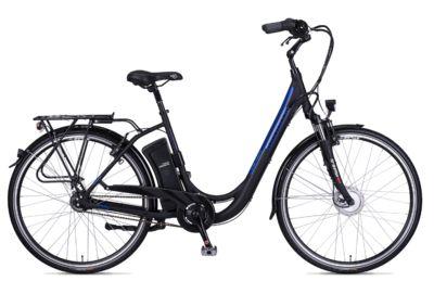 Vitality Shimano Nexus 7-Gang (Rücktritt) - Bei diesem E-Bike handelt es sich um ein erschwingliches Einsteigermodell, das in Sachen Stabilität und Komfort zu überzeugen weiß! #kreidler #ebike
