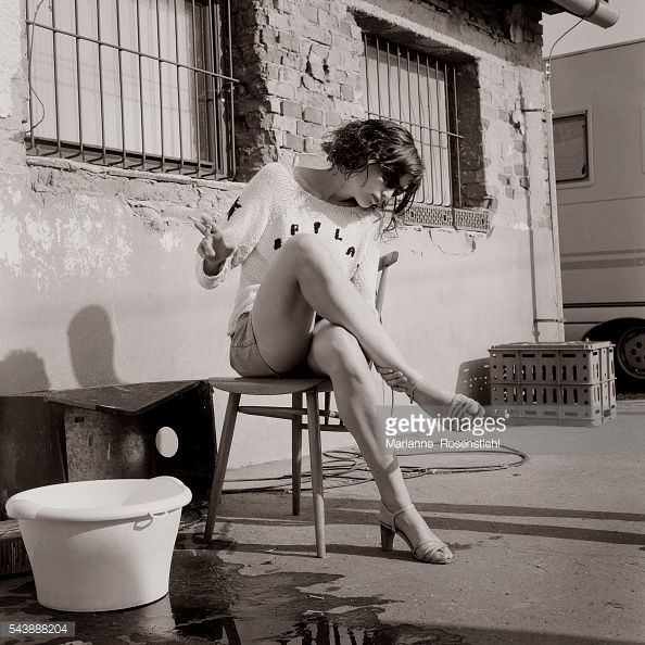 Photo d'actualité : French model and actress Laetitia Casta.