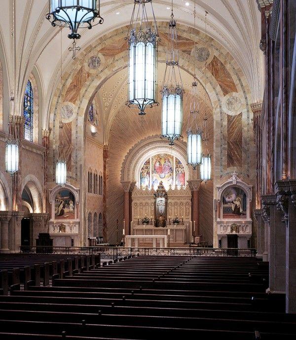 Catholic Basilica Of Holy Hill National Shrine Mary Help Christians Hubertus Wisconsin