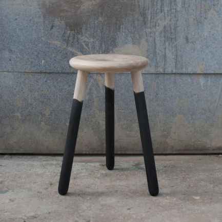 Squid Ink Stool | Folklore