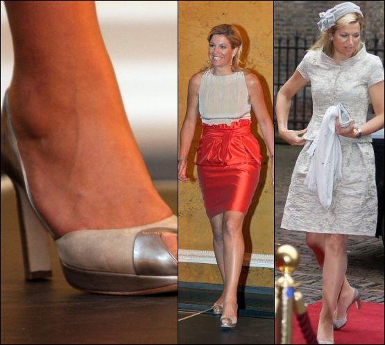 Maxima, kleding, maxima kleding, prinses maxima, prinses kleding,  natan, schoenen.