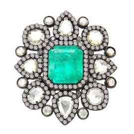 Diamonds and Emerald