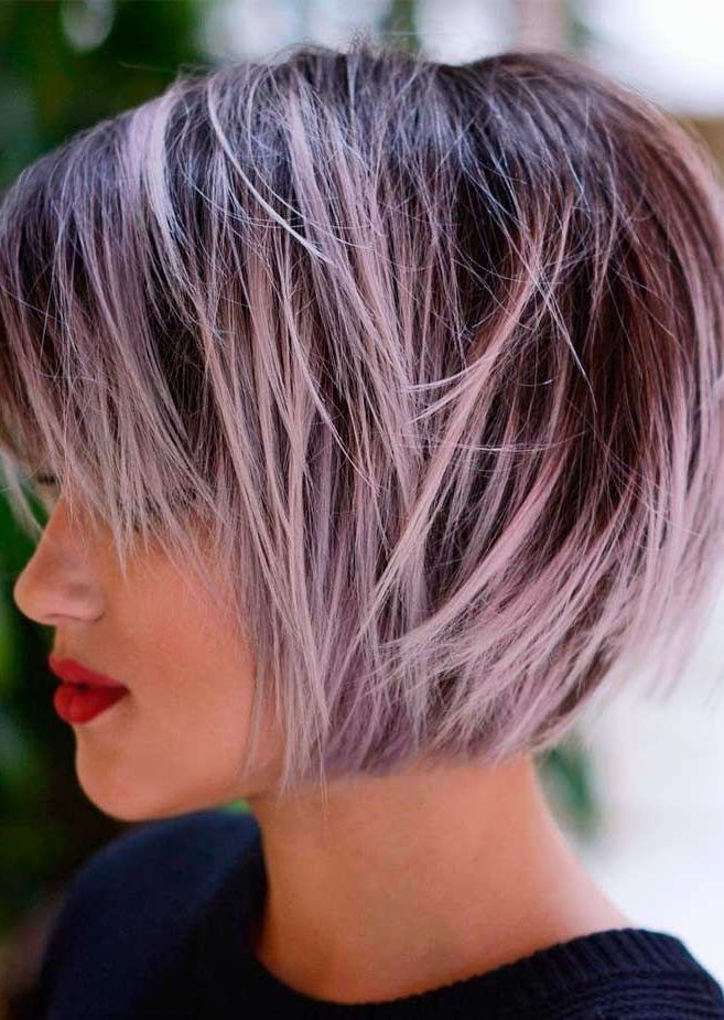 50 Latest Short Haircuts For 2019 Get Your Hairstyle Inspiration For Summer With Hairstyle Thin Hair Haircuts Blonde Bob Haircut Bob Hairstyles For Fine Hair