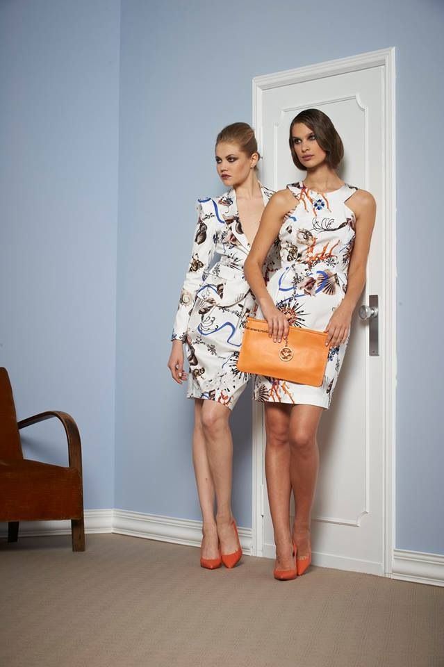 Sonia Fortuna Spring Summer 2014 Collection