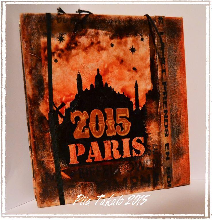 Fiskarettesien tekemää : Paris Roadbook 2015 » Fiskarettes FI