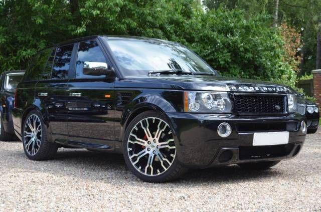 2008 Land Rover Range Rover Sport 2.7 TDV6 SPORT S | £19,999
