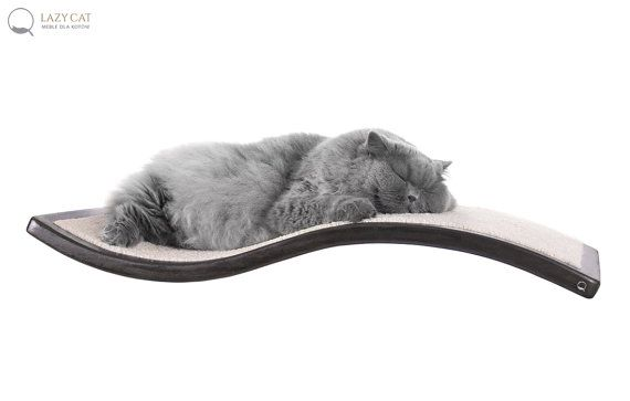 Shelf Wave cat perch floating cat shelves pet by lazycatfurniture