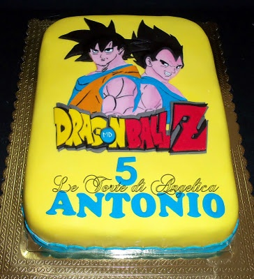 38 Best Images About Dragonball Z On Pinterest Friend Birthday Chocolate Icing And Cakes