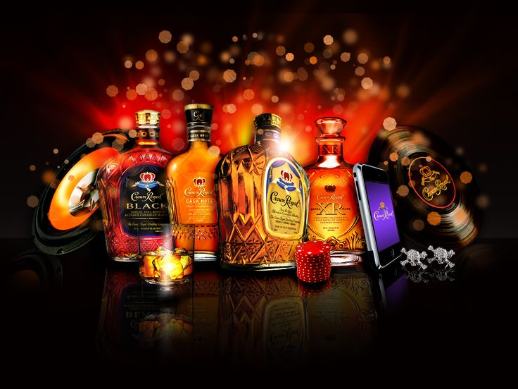 CrownRoyal Families, Drinks A Drinks, Crown Royal, Google Search, Crowns Royal, Crowns Black, Cocktails, Alcohol Anonymous, Food Drinks