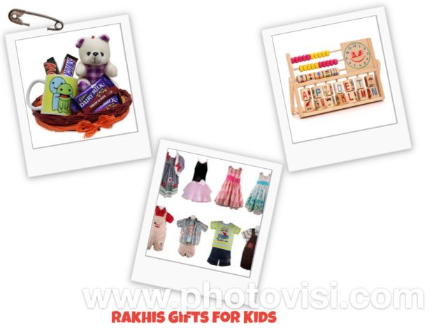 Rakhis Gifts Ideas for Kids