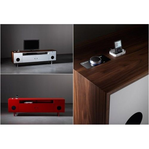 Caixa madia porta TV multimediale di Miniforms