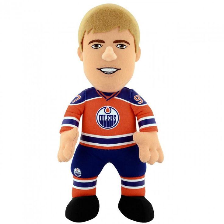 """Edmonton Oilers® Connor McDavid 10"""" Plush Figure"""